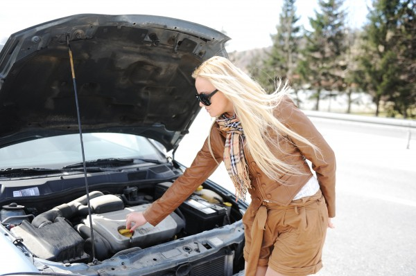 what to do if car rental breaks down