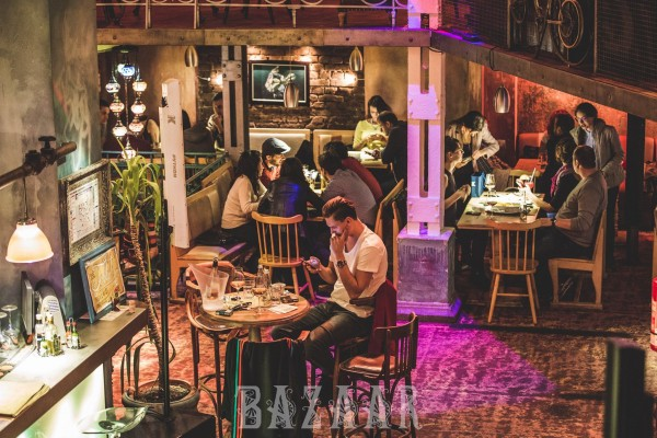 where to eat in bucharest