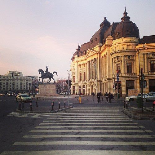 what to visit in bucharest