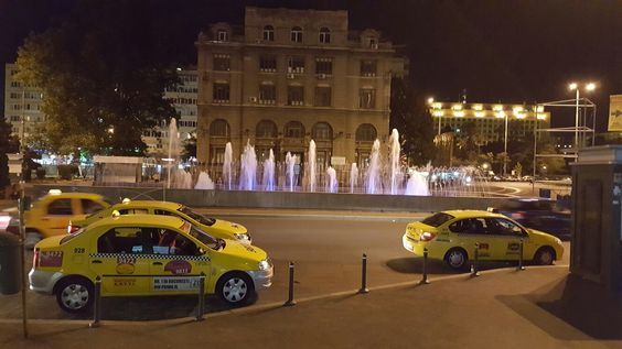 cost taxi bucharest